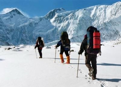 Семь туристов погибли под лавиной в Горном Алтае