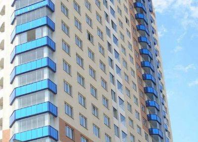 Юноша-инвалид выпал с балкона 19 этажа в Новосибирске