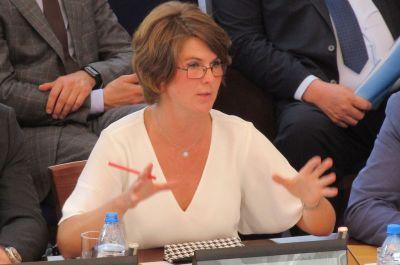 Депутат Пинус улетела на море и просит избирателей скинуться ей на подарок