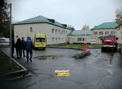 Сообщение о бомбе пришло в Октябрьский суд Новосибирска