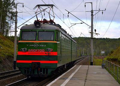 В Новосибирской области использовались электровозы с неисправными тормозами