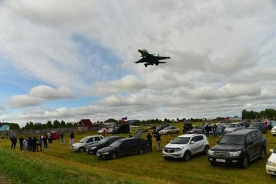 Полеты наяву: авиашоу под Новосибирском собрало десятки тысяч зрителей (фоторепортаж)