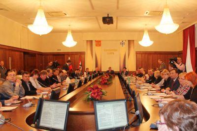 Депутаты новосибирского заксобрания отчитались о своих доходах