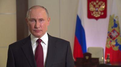 Путин заявил о бескорыстном оказании гумпомощи со стороны России