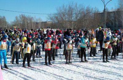 Почти 300 человек пробежали XI «Лыжню Пашино» на минувших выходных