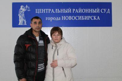 Прокурор затребовал год и три месяца ограничения свободы для новосибирца Виктора Ганчара
