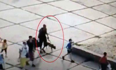 Сексуальный насильник с собакой избил мужчину на острове Кораблик