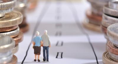 Реальные пенсии сократились впервые за три года