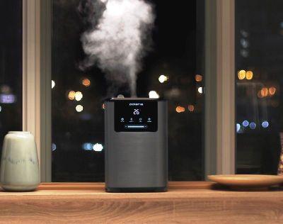 Здоровый климат в вашем доме с новым ультразвуковым увлажнителем воздуха Polaris PUH 8060 TFD