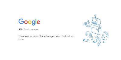 Почему во всем мире перестали работать сервисы Google?