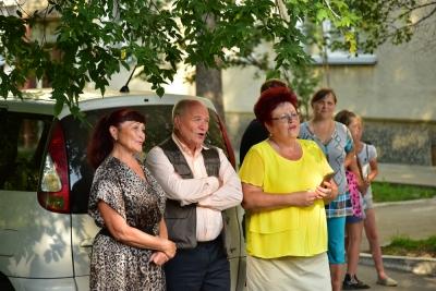 Новосибирский День соседей (фоторепортаж)