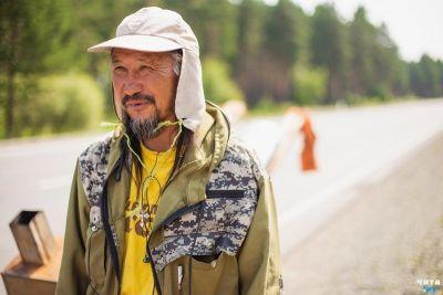 Шамана, готовящего «поход на Москву», увезли в психдиспансер