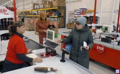 Гипермаркет «Маяк» оштрафован на 130 тысяч рублей