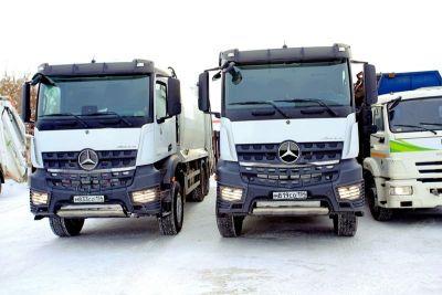 Мусорный перевозчик Новосибирска проиграл суд на 53 млн рублей