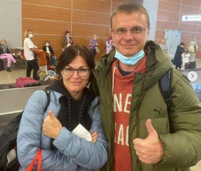 Сибирский врач спас ребенка в небе над Атлантикой