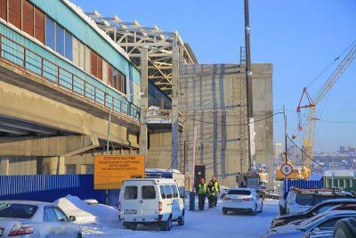 Лифты для маломобильных граждан установят на станции «Спортивная»