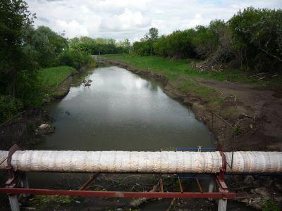Назван главный источник загрязнения реки Тулы