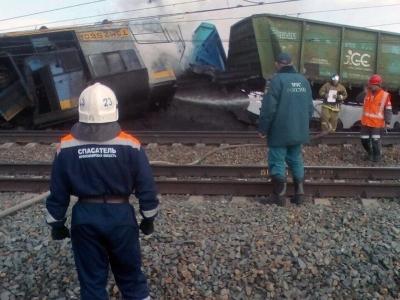 Женщину обвинили в катастрофе на железной дороге с ущербом 36,5 млн