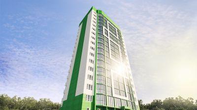 «Акация на Красногорской»: квартиры с панорамным видом на «зеленую жемчужину» Новосибирска