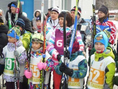 «Лыжня Пашино - 2020» установила рекорд по числу участников