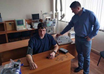 Первого домашнего доктора изобрели в Новосибирске