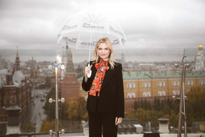 Мишель Пфайффер вернется в Россию за красотой