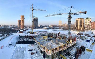 ГК «Расцветай» вошла в десятку лидеров по вводу в эксплуатацию жилья в Новосибирске в 2020 году