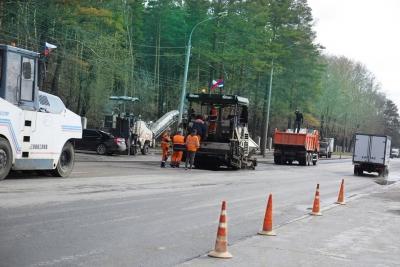 Реверсивное движение вводится на федеральных трассах в Новосибирской области