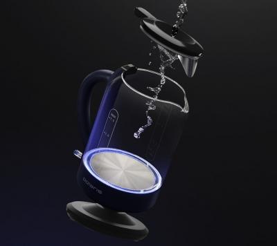 Polaris запустил в продажу чайники с верхним заливом воды