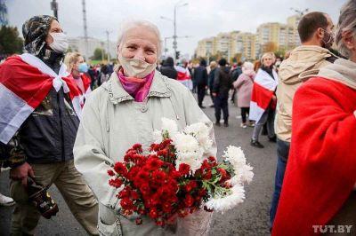 Для поддержки протестующих в Белоруссии собрали семь миллионов долларов