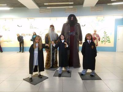 Comedy Club посмеялся над Гарри Поттером из Новосибирска