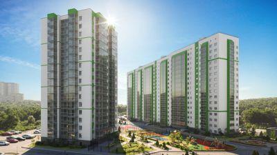 10 700 рублей в месяц*, чтобы переехать в жилой комплекс в нескольких минутах от площади Маркса