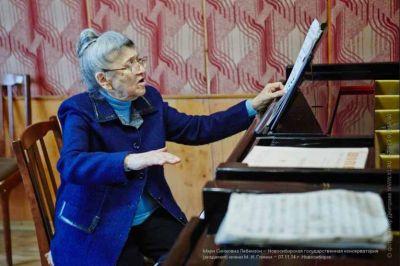 Пианистка с мировым именем умерла в Новосибирске