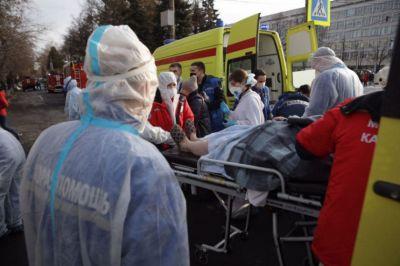 Названа причина взрыва в поликлинике ГКБ №2