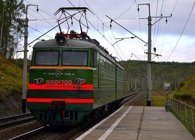 Железнодорожник пойдет под суд за кражу шунтов с электровоза под Новосибирском