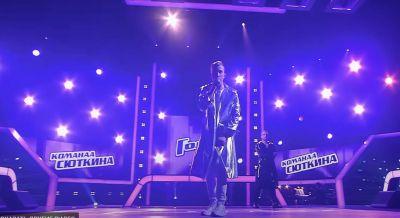 Харизматичный номер: новосибирец ушел из шоу «Голос»