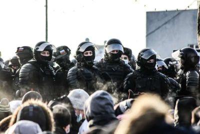 Новосибирец подозревается в призывах к насилию на митинге в поддержку Навального