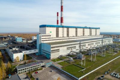 Ремонт энергоблока Новосибирской ТЭЦ-5 уменьшит выбросы на 300 тонн