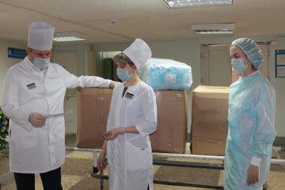 В томской больнице придумали «сидячую госпитализацию» из-за нехватки мест