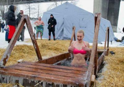 Крещение-2020: в Новосибирске начали делать купели (адреса)
