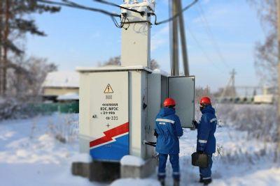 АО «РЭС»: реконструкция и консолидация электросетей позволяет повысить качество и надежность электроснабжения в Новосибирском районе