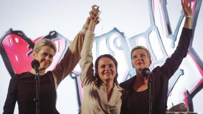Оппозиция Белоруссии получит премию «За свободу мысли»