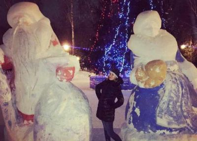 Новосибирск лишили Деда Мороза