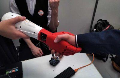 Руку для Железного человека изобрели студенты Новосибирска