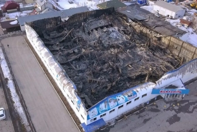 """Сгоревший гипермаркет игрушек обошелся """"Рич Фэмили"""" в 50 миллионов рублей"""