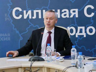 Новосибирская область лидирует по числу проголосовавших на праймериз ЕР