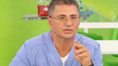 Доктор Мясников просит россиян «не уподобляться обезьяне с гранатой»