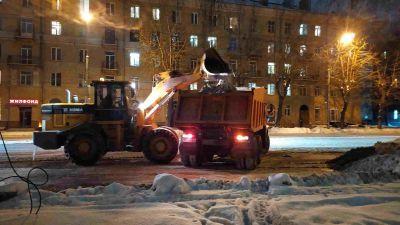 Когда уберут снег в Новосибирске — рассказал мэр Локоть