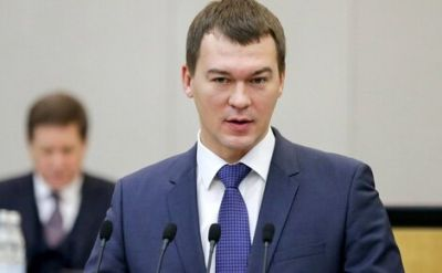 Врио главы Хабаровского края отказался от охраны за 33 миллиона