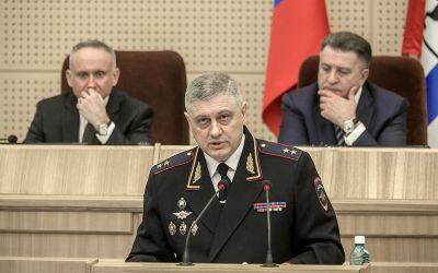 Полицейское начальство Новосибирской области отчиталось о доходах
